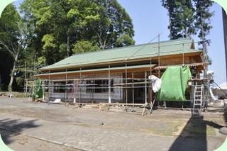 社務所建築